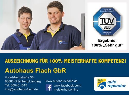 Auszeichnung_Autohaus_Flach